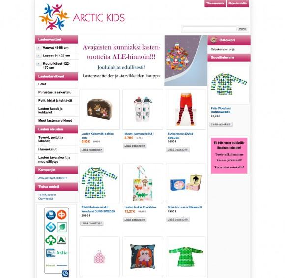 arctic-kids